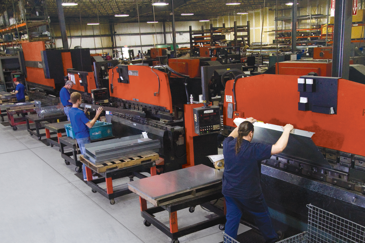 Midwest Industrial Metal Fabrication, Inc.